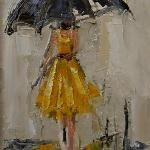 dancing in the rain by kathryn trotter