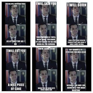 Sherlock Moriarty Meme
