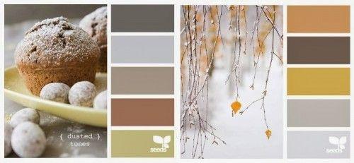 Abbinare grigio e beige