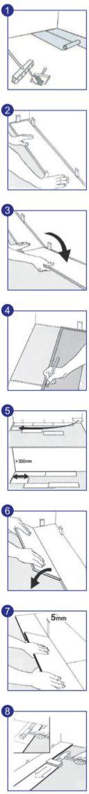 Návod je určen pro Moland podlahy pro plovoucí pokládku. Balíky podlah  otevřete až bezprostředně před pokládáním. Skladujte podlahu před položením nejméně 48 hodin při teplotě 20 ° C a normální relativní vlhkost  asi 35-65%.   http://podlahove-studio.com/content/24-navod-na-montaz-podlah-selection-zamek-uniclic