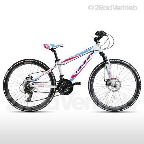 24-Zoll-Fahrrad-Mountainbike-Jugendrad-SHIMANO-21-Gang-Scheibenbremse-Weiss