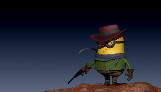 Indiana Jones Minions