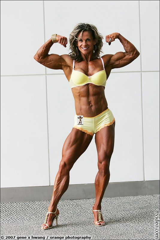 female bodybuilders on steroids pics