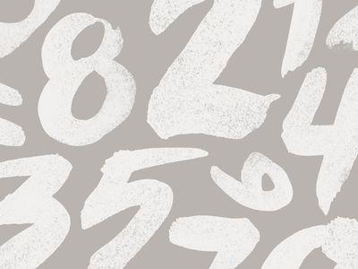 Numbers by Daniel Führer