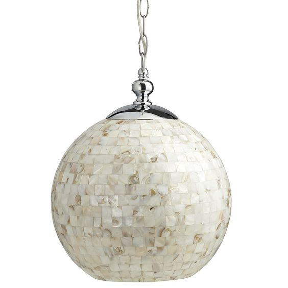 Mother Of Pearl Mosaic Nightstand Im Obsessed: Hanging Lamps, Lamps And Pendant Lamps On Pinterest