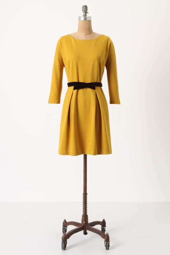 The dress I am looking for for month, by Anthropologie