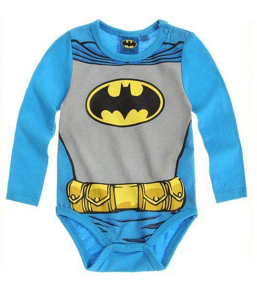 Batman Body - weiß - 6M