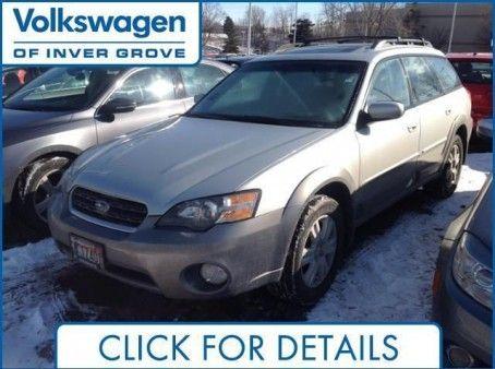 Minneapolis-cars-for-sale | 2005 Subaru Outback 2.5i Limited | minneapoliscarsforsale.com