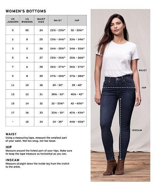 Levi S Women S 311 Shaping Skinny Jeans Reviews Jeans Juniors Macy S In 2021 Levi Macys Fashion Levis Women