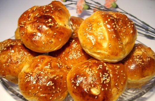 Petits brioches facile choumicha cuisine marocaine - Cuisine de choumicha recette de batbout ...