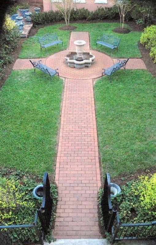 Lovely Prayer Garden Prayer Garden Haymore Mem Bapt Mt Airy Nc