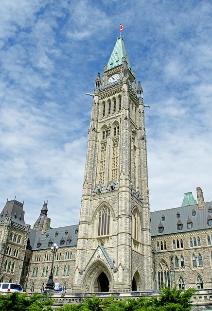 Peace Tower Parliament Buildings, Ottawa - Canada | Flickr - Photo Sharing!: