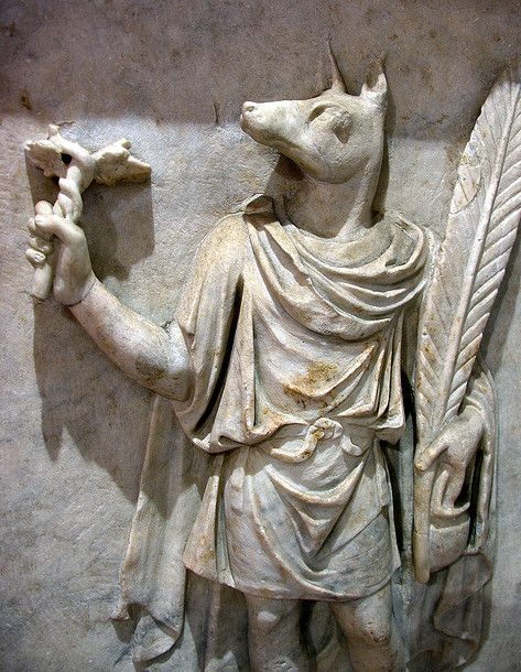 Roman Statue of the Eg...