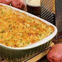 Rich and Creamy Potato Bake Recipe