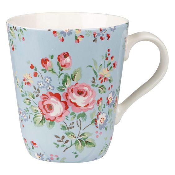 Uni Room   Chelsea Roses Stanley Mug   CathKidston