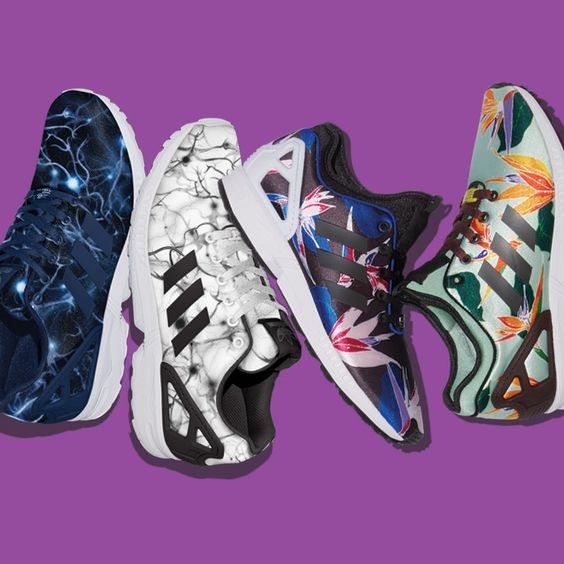 Style in a state of Flux. 20+ styles available. Which adidas ZX Flux will you choose?