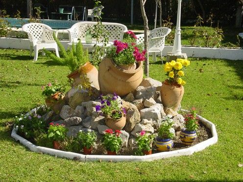 Flores Para Decorar Estanques