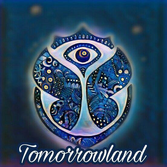 Tomorrowland Logos De Musica Electronica Festival Musica Electronica Musica Elctronica