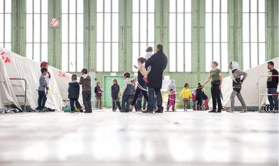 Flüchtlinge in Berlin: Rot-Rot-Grün plant Abschiebe-Stopp