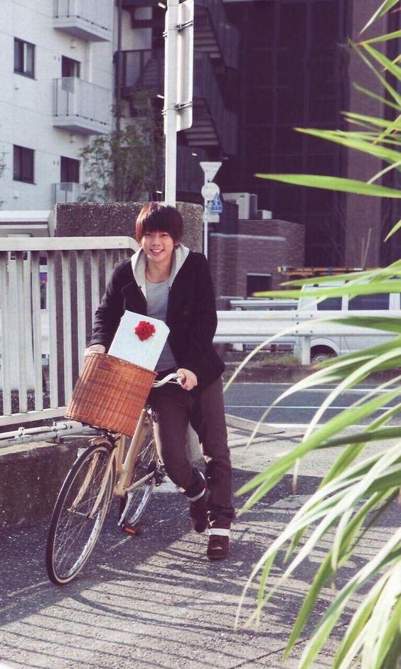 増田貴久の自転車