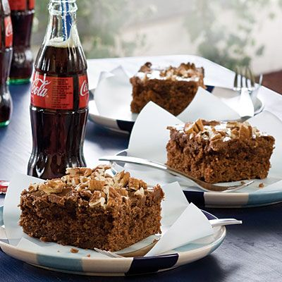 Classic Cola Cake - Party-Perfect Sheet Cake Recipes - Southern Living