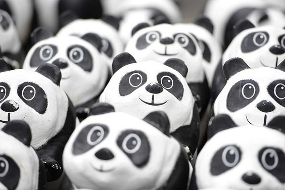 Anlässlich unseres 50. Geburtstages gehen wir von August bis Oktober 2013 mit 1600 Panda-Skulpturen auf Deutschlandtour. So viele der Großen Pandas leben noch in Freiheit. Damit möchten wir auf die Zerstörung des Lebensraums vieler Arten aufmerksam machen. www.wwf.de/1600pandas