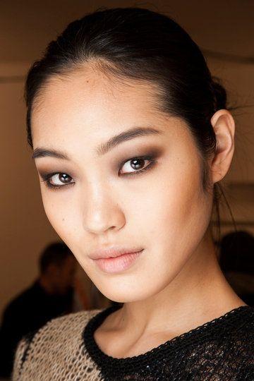 Augen-Make-up 2016