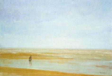 James Whistler - Sea and Rain