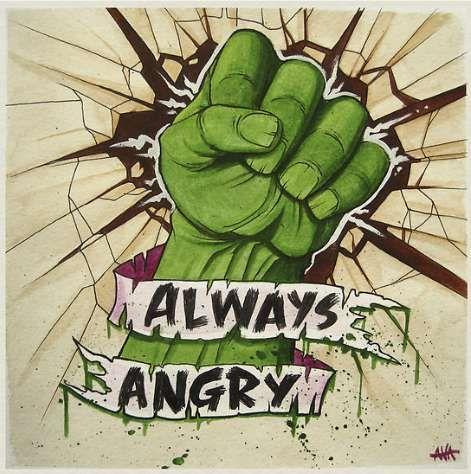 Alivia Marie Makes Geek Art Intimidating with Her Avenger Artwork trendhunter.com
