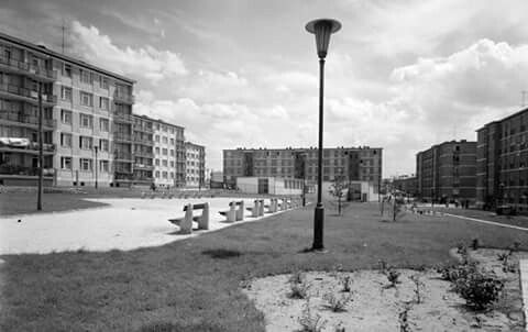 1965. Újváros Kőrösi Csoma S. tér