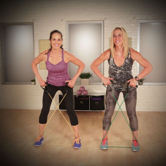 Full Body Band Workout - Video