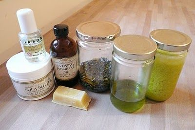 Making your own herbal salves and ointments