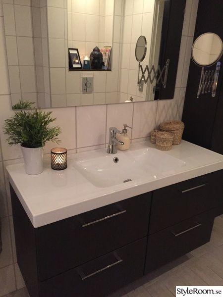 badrum,badrumsskåp,handfat,ljus,badrumsspegel | Hemmet | Pinterest ...