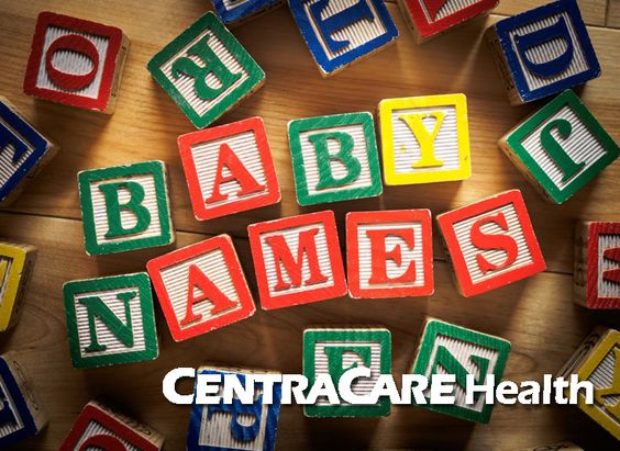 See the top 10 most popular names for babies born at St. Cloud Hospital in 2015.