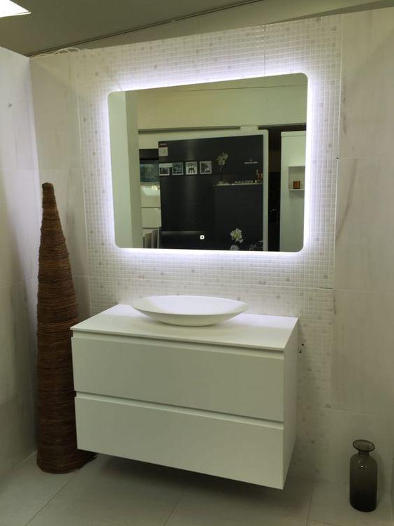 Skandinavische Badezimmer Bilder: Showroom ? Banio ? Dk ... Skandinavische Badezimmer