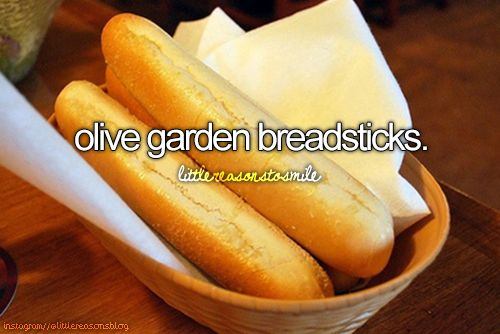 Recipe Of The Day Olive Garden Breadsticks Gardens Reasons To Smile And Restaurant
