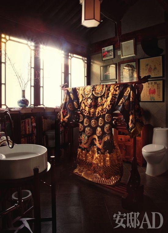 皇城故梦一闲人 Imperial Vision-最美丽的家 AD STYLE-安邸AD家居生活网