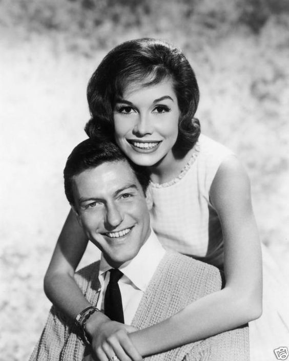 """""""The Dick Van Dyke Show"""" 5x7 Mary Tyler Moore FREE US SHIPPING"""