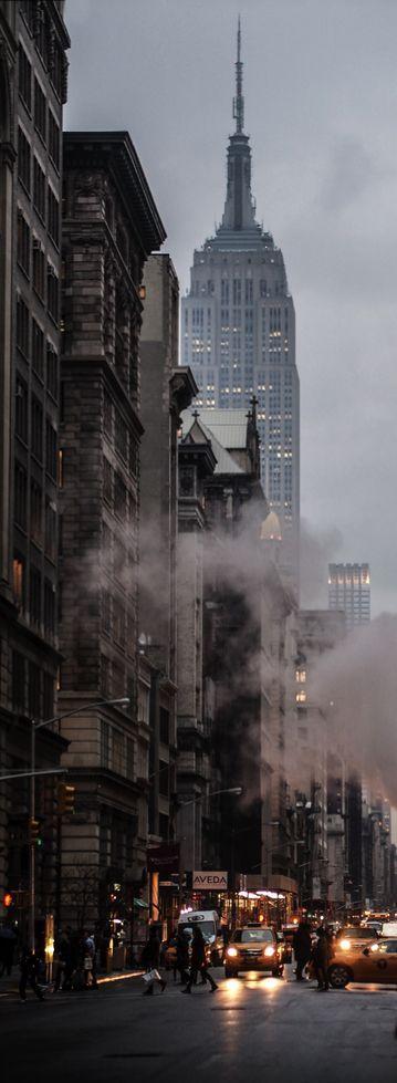 Empire State Building - Manhattan, New York / Vereinigte Staaten von Amerika / United States of America / USA