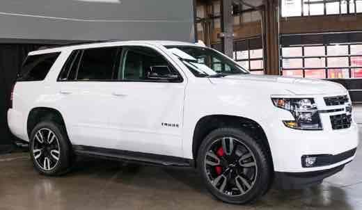 2018 Chevrolet Tahoe Rst Price Pontiac Autos Y Motocicletas Autos