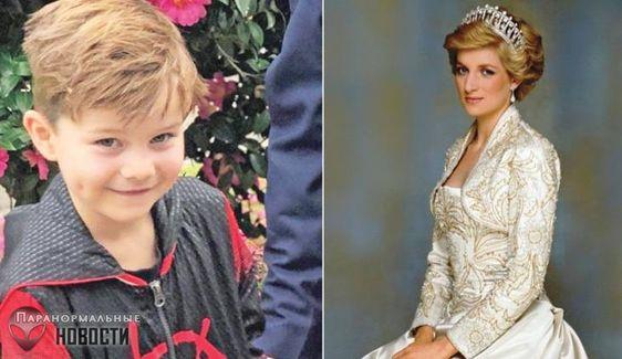 Is een jongen uit Australië een reïncarnatie van prinses Diana?   Hiernamaals   Paranormaal nieuws