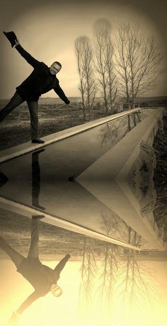 El Caminante y Su Sombra.Bluesman: En el filo de la navaja…