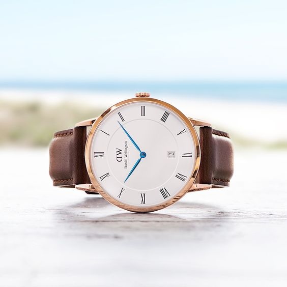 Dapper St Mawes Rose Gold