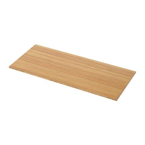 ALDERN Piano d\'appoggio, bambù   Piani di lavoro cucina, Lavelli e ...