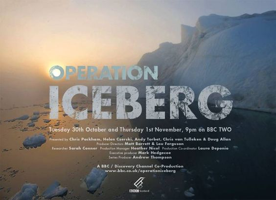 Polar Bears & The Death Zone - BBC #OperationIceberg