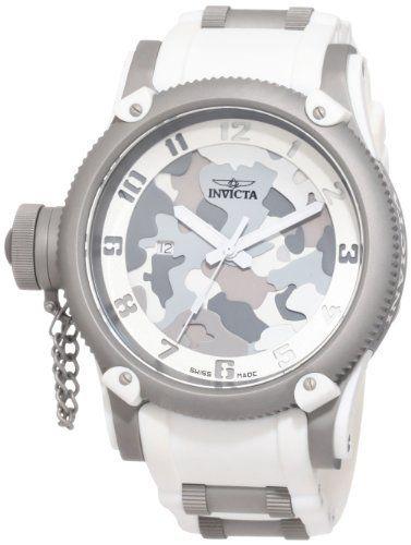 Invicta Men's 1200 Russian Diver Collection Camo Watch Invicta. Save 88 Off!. $115.00
