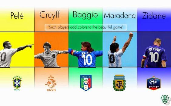 Los colores del futbol