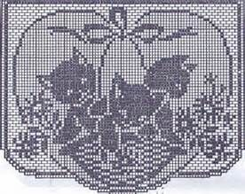 Vintage Filet Crochet Patterns - Bing images