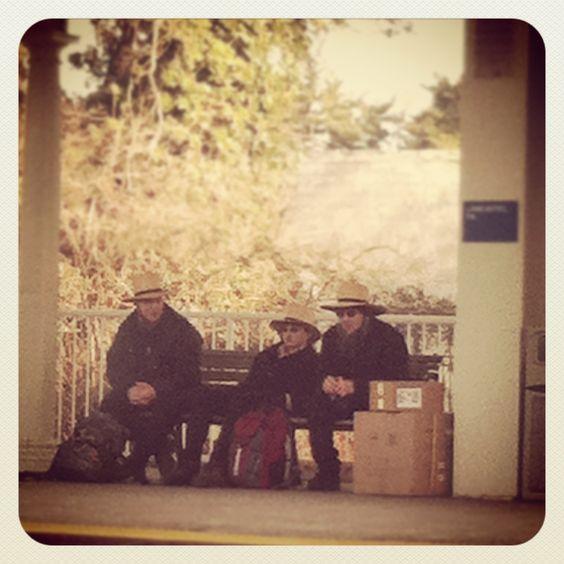 Lancaster Station, 8 AM
