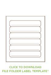 file folder labels file folders and more file folder labels templates